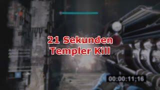 Destiny - TEMPLER KILL IN 21 SEKUNDEN!!! Templer 390 Challenge Mode Kill | #DieBusfahrer