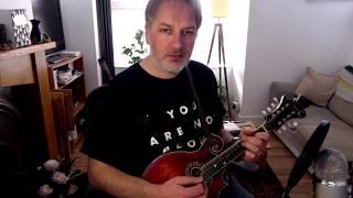 Donnybrook Fair (jig) on mandolin