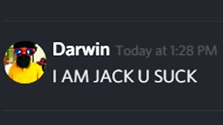 I pretended to be a fan pretending to be me on Discord