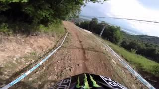 Sam Hill - Mont Sainte Anne GoPro Helmet Cam