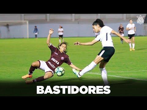 Bastidores e gols - Ferroviária 3x5 Corinthians  - Brasileirão Feminino 2018 thumbnail