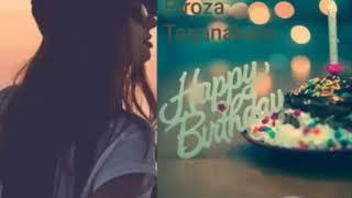 Aram Shaida Piroza Rozhi Ladaik Bwnt  1/12/2017 Happy birthday SOMA