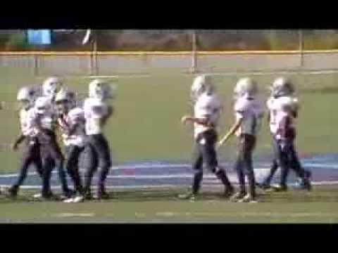 "Elijah ""mookie"" McWilliams Youth Football RB/LB 9-10"