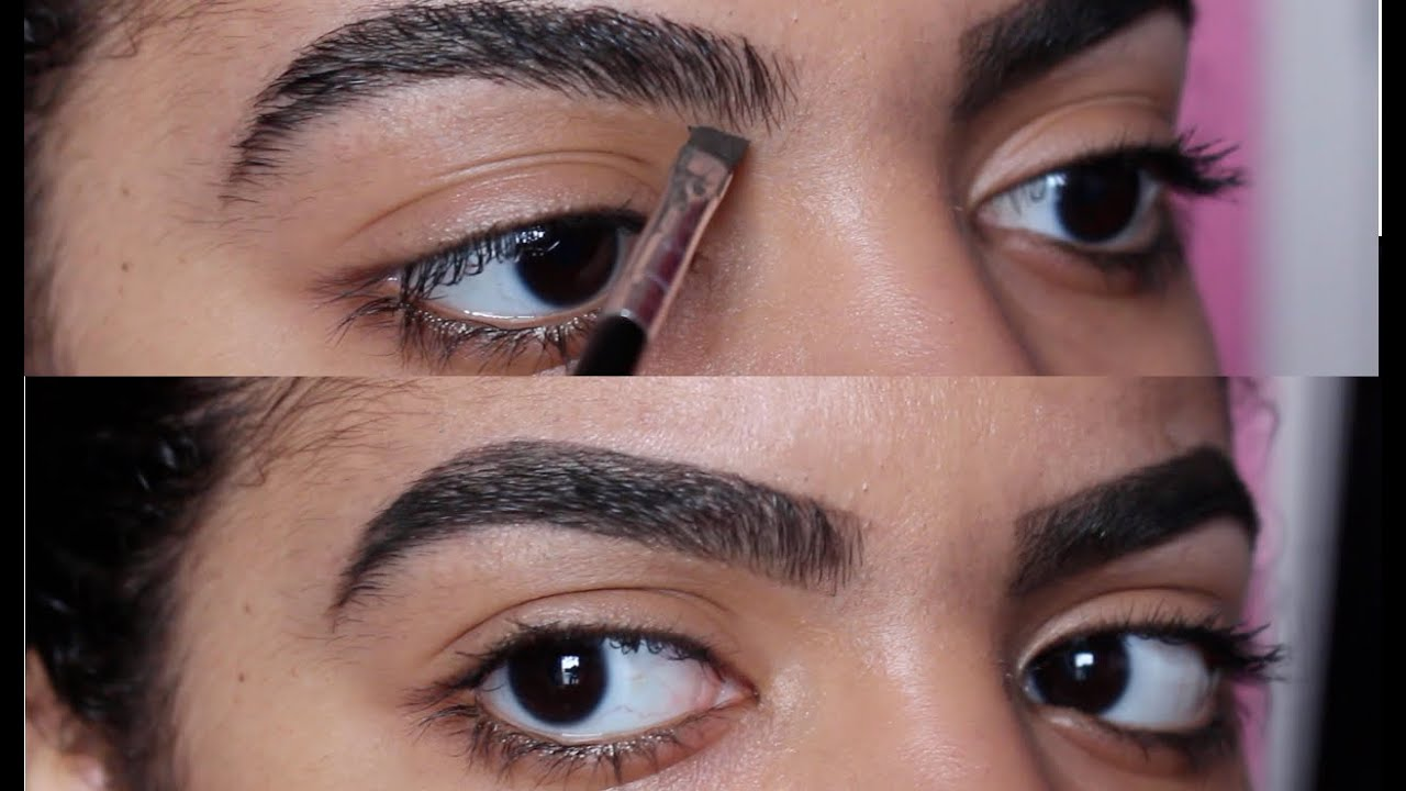 Eyebrows Routine For Full Eyebrows Tips On How To Grow Youtube