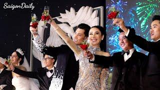 Toàn cảnh lễ cưới SANG CHẢNH cho cộng đồng LGBT của LÂM KHÁNH CHI