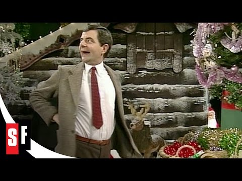 MR. BEAN: THE WHOLE BEAN 25th Anniversary Collection – clip from Merry Christmas Mr. Bean