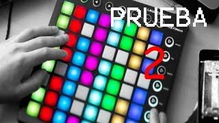Beatpad/launchpad-- Prueba de color(2)