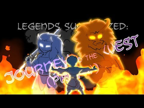Legends Summarized: The Journey To The West (Part V)