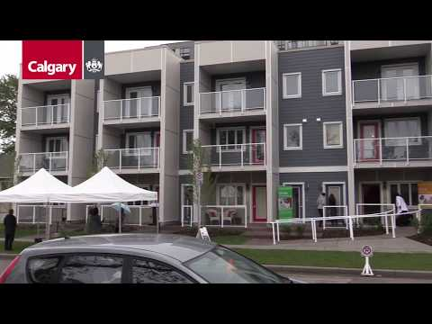 New affordable housing development opens in Crescent Heights
