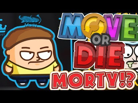 RICK AND MORTY NEW CHARACTERS!! - MOVE OR DIE!