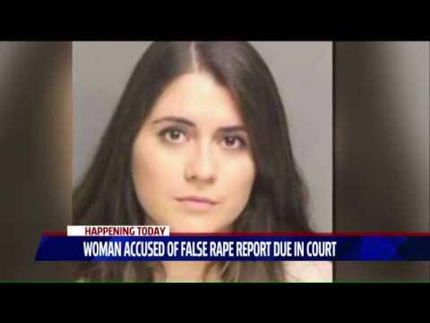 Nikki Yovino, 19 will serve Two Years in Prison for False Rape Claims