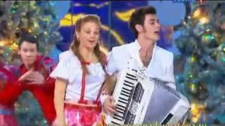"""""""В роще пел соловушка"""" - Марина Девятова и Петр Дранга"""