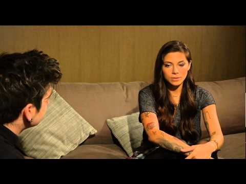 Christina Perri's 70 Tattoos!
