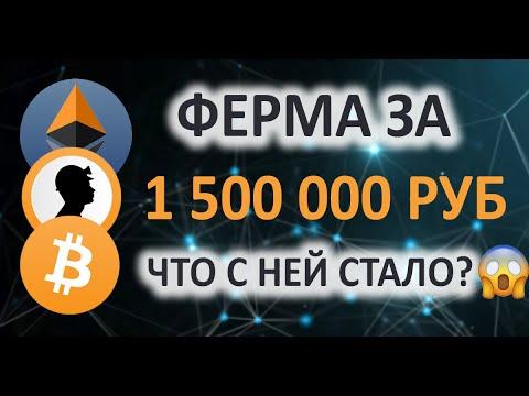 Майнинг ферма за 1 500 000 руб! Что с ней стало? ???? Доход, окупаемость.