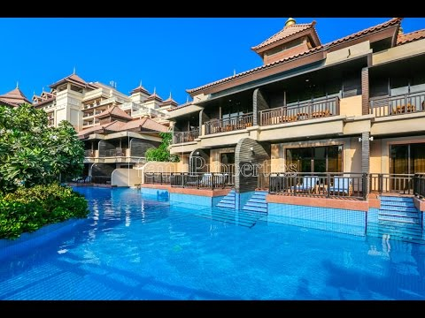 Anantara Residences Dubai The Palm 2 Bedroom Apartment For Sale Youtube