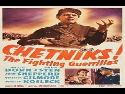 Четници (Četnici   Američki igrani film 1943 )