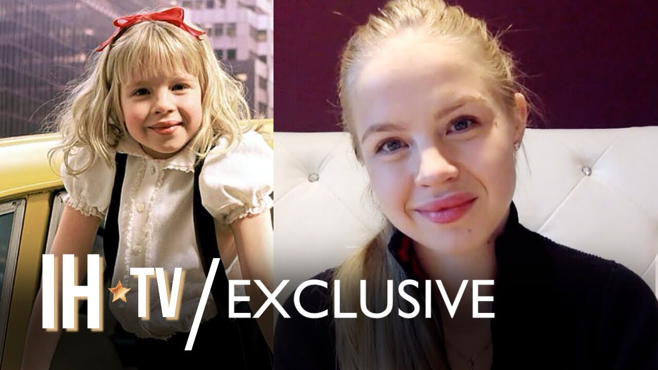 Eloise At Christmastime.Eloise At Christmastime Sofia Vassilieva Opens Up About Her Role As Eloise Exclusive