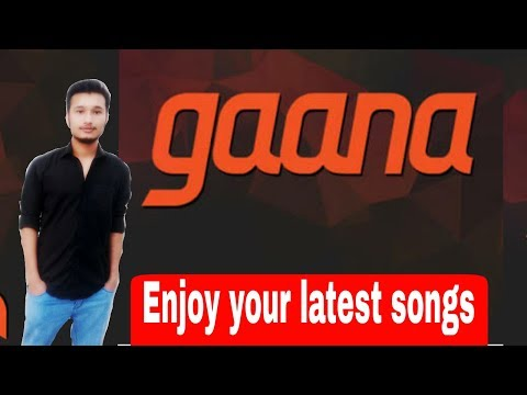 Gaana/listen to your latest songs and Radio/Best app 2017