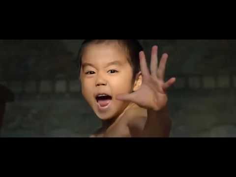 Bruce Lee Kid Movie 2019(KUNGFU SHAOLIN).bruce Lee Kid With Nunchucks