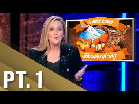 A Very COVID Thanksgiving Pt. 1  | Full Frontal on TBS