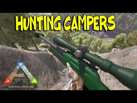 """HUNTING VOLCANO CAMPERS"" LIVING FOR THE LOOT #1 