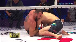 2017 World MMA Championships professional bout 3