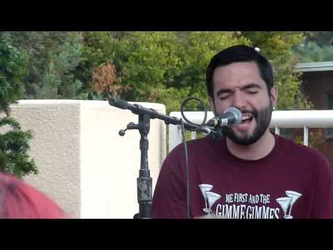 A Day To Remember - It's Complicated (Acoustic - San Jose, CA)