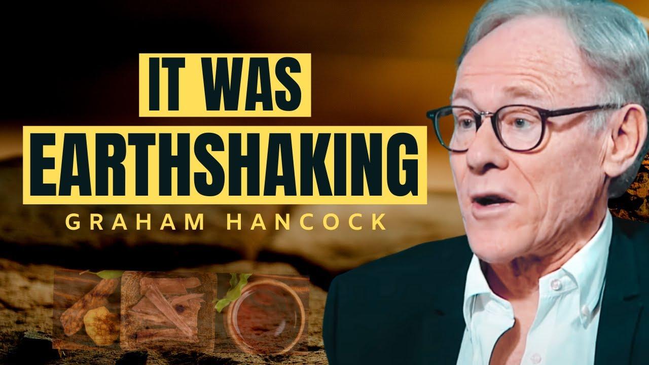 Ayahuasca Will Show You The Real Truth | Graham Hancock