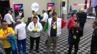 Тяжелая атлетика. Чемпионат Мира 2015 г. Мужчины до 69 кг.