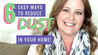 6 Easy ways to reduce dust in your home Resimi
