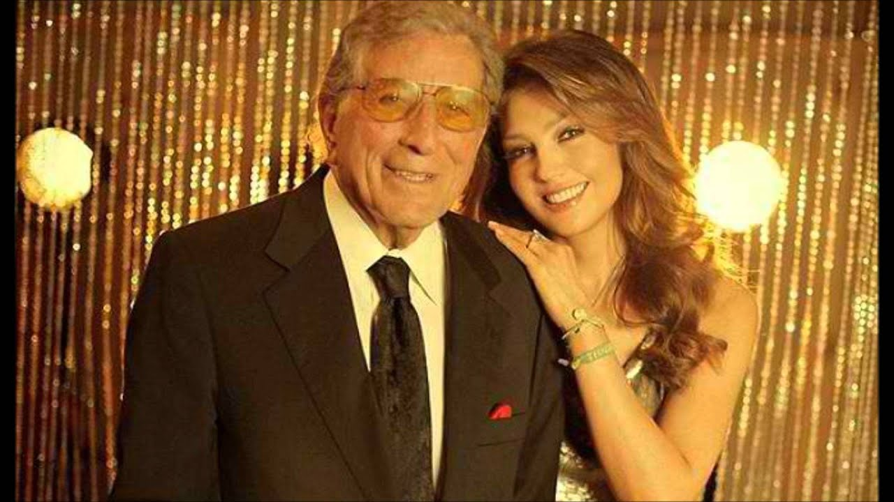 The Way You Look Tonight - Thalia ft. Tony Bennett (Preview - New Song 2012)
