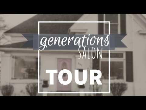 GENERATIONS SALON- American Fork, UT