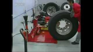 Шины для грузовых автомобилей Китай. Балансировка(, 2013-10-29T11:51:33.000Z)