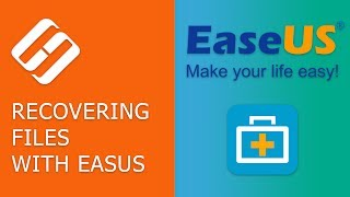 How to Recover Files From an External Hard Disk With EaseUS Data Recovery Wizard in 2018 📁🔥⚕️