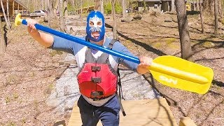 Whitewater rafting S4:E48