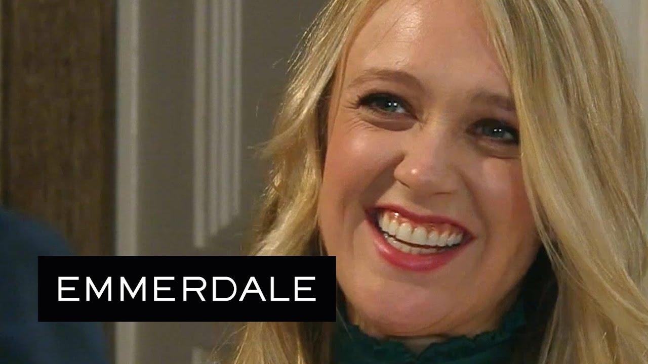 Emmerdale Juonipaljastukset Rebecca