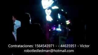 ROBOT LEDLEDMAN VICTOR NICOLAS BEATRIZ 2013