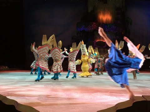 Disney on Ice - Princesses & Heroes NRG Stadium - 2014