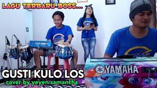 Download lagu GUSTI KULO LOS (Vivi Artika) cover by Yeyen Samantha   aZkia naDa