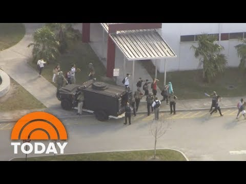Chaos Of Florida School Shooting Revealed In Newly Released 911 Calls | TODAY