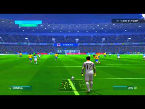 GAMEPLAY FIFA WORLD CUP BRAZIL 2014  PC