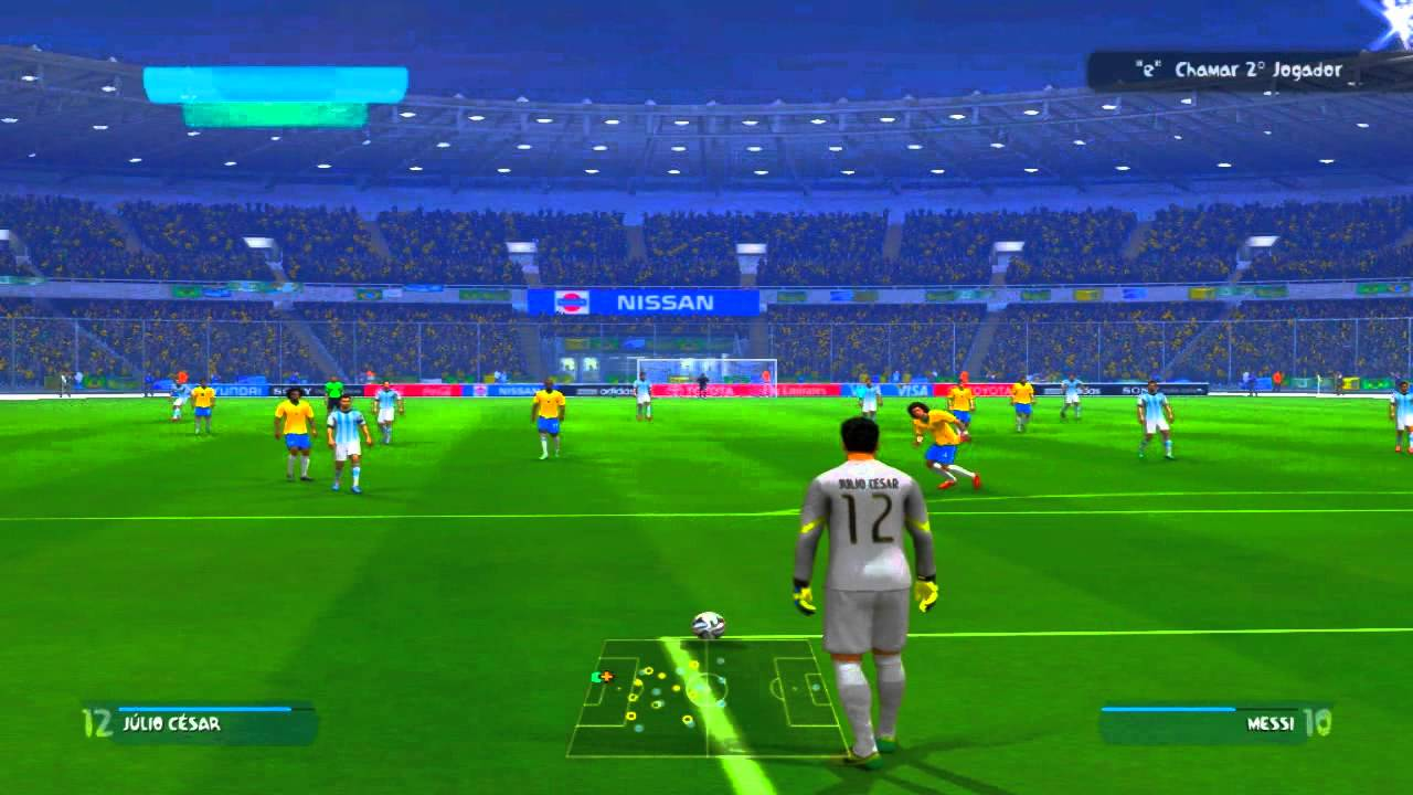 Gameplay] fifa world cup brazil 2014 pc youtube.