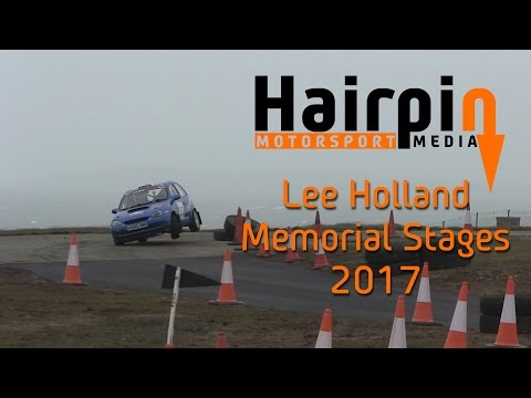 Lee Holland Memorial Stages Rally 2017 [HD]