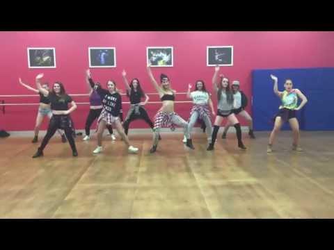 NASTY FREESTYLE   T Wayne Dance Choreography   Courtney Jaros   Adrenaline Dance Studio