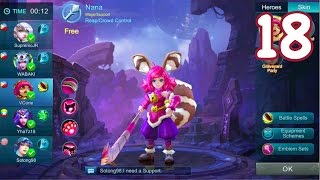 Mobile Legends: NANA - FELINE WIZARD!