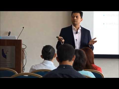 CME Speaker Series Seminar (10 October 2016) Sumeet Mathur, FrieslandCampina Asia