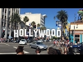 Hollywood Blv. Los Angeles. 2016