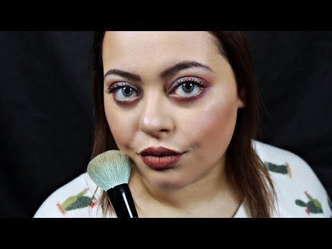 ASMR| GRWM Duo Chrome Lids & Chit Chat (Makeup Application)