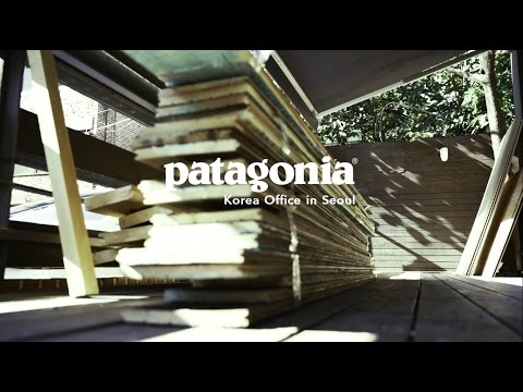[Patagonia Korea] Korea Office in Seoul