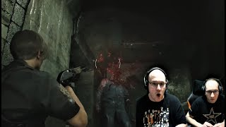 THE MAGNUM! Reacting to Leon Sewers Gameplay Resident Evil 2 Remake! G Battle! + New Weapons!